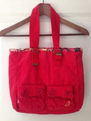 kleine Tasche von Quiksilver in rot