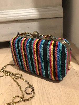 Zara Borsa clutch multicolore