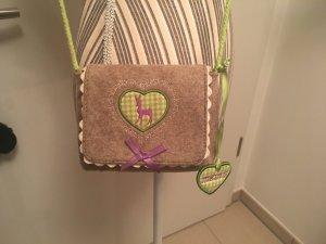Kleine Trachten Tasche Crossbody von L. Credi
