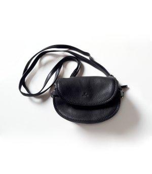 Adax Mini Bag black leather
