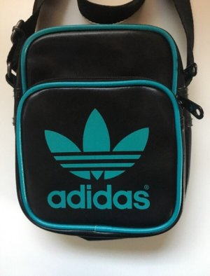 Adidas Originals Bandolera negro-azul cadete
