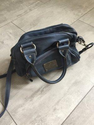 kleine Umhängetasche / Handtasche von Tom Tailor, jeans blau