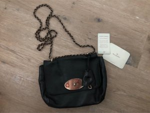 Mulberry Crossbody bag black-gold-colored