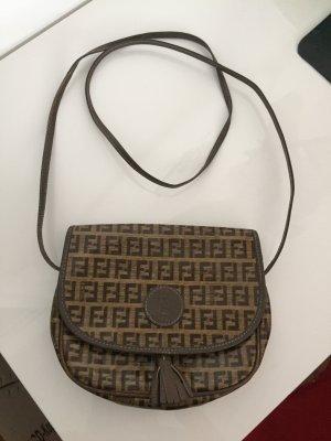Kleine Vintage FENDI Crossbody Handtasche