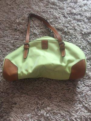 Kleine zartgrüne Handtasche von Bogner