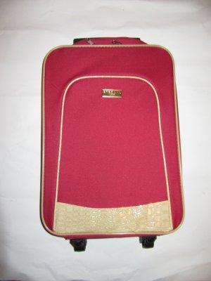 Valigia rosso