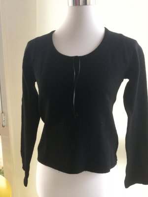 Kleiner Pullover aus Schurwolle Dibari Gr. 36