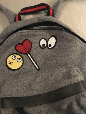 Kleiner Rucksack aus stoff