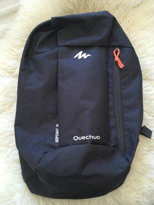 Quechua Wandelrugzak zwart