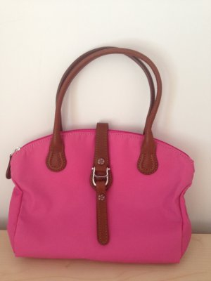 Aigner Carry Bag multicolored synthetic material
