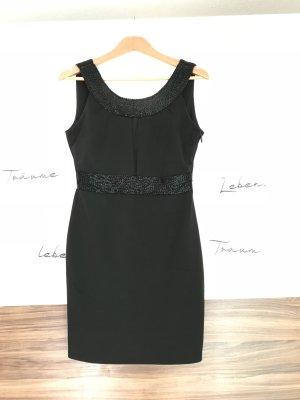 Vintage Cut Out Dress black