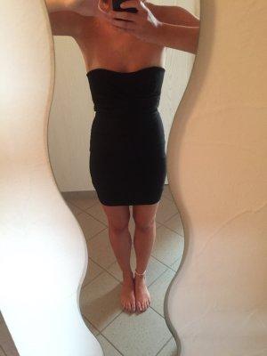Ruby rocks Vestido bustier negro