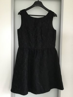 Atmosphere Lace Dress black polyester