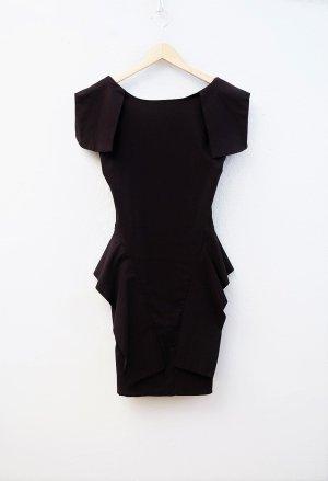 Aqua Mini-jurk zwart