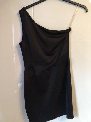 Kleines Schwarzes Kleid mit einem Träger,M!