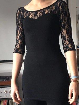 Kleines Schwarzes Kleid mit Spitze H&M 34