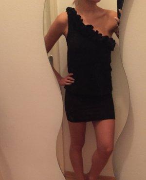 Kleines schwarzes Mini Kleid