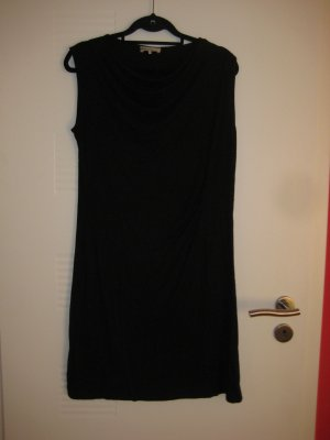 100 Vestido negro Viscosa