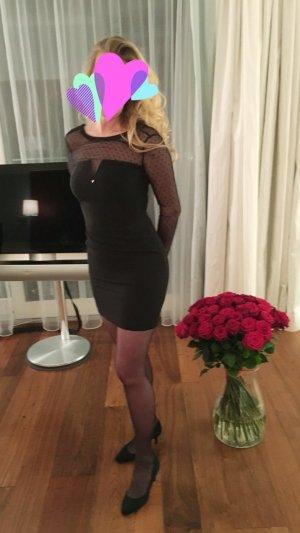 Guess Mini vestido negro