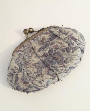 Kleines Täschchen / Etui / Geldbörse in Vintagelook