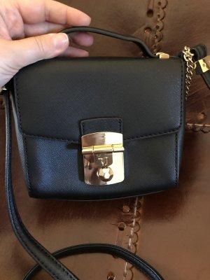 Trussardi Borsetta mini nero-oro