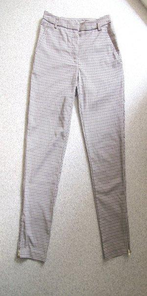 Pantalon en jersey multicolore coton