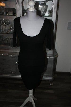 Kleit Minikleid schwarz H&M 34