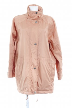 Klepper Raincoat apricot casual look