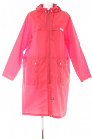 Klepper Heavy Raincoat red extravagant style