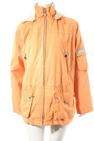 Klima Membrane wear Jacke orange Casual-Look