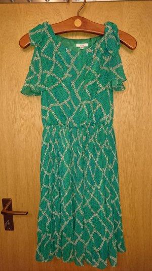 Kling Kleid in Grün M