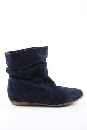 KMB Halfhoge laarzen blauw casual uitstraling