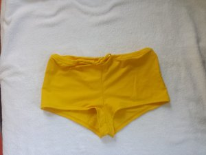 Knall-gelbe Badehose von Yannick, Gr. 38