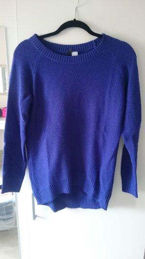 knallblauer Pullover von H&M