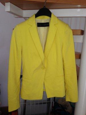Zara Blazer jaune