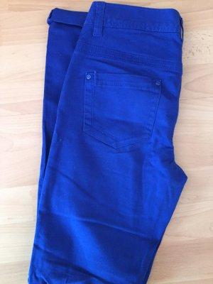 knallige blaue Hose von H&M