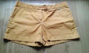 Knallige gelbe Shorts von Mango NEU