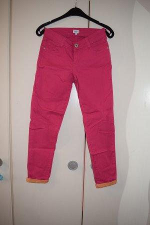 knallige Jeans, Hose, Gr. 34/XS