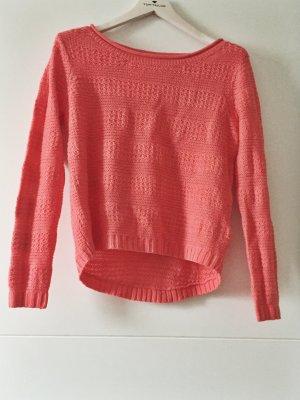 knalliger luftiger Pullover
