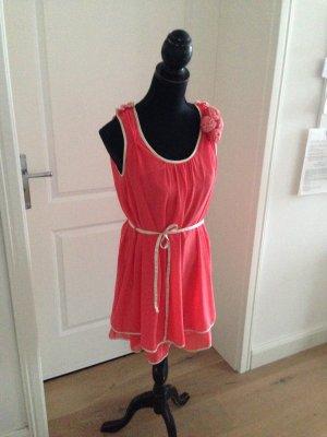 Vero Moda Babydoll-jurk zalm