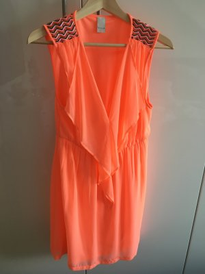 Knalliges Sommerkleid
