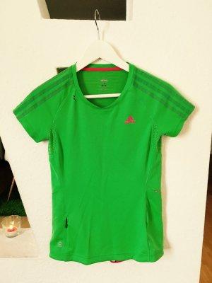 knalliges Sport Shirt von Adidas