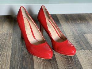 Buffalo High Heels red