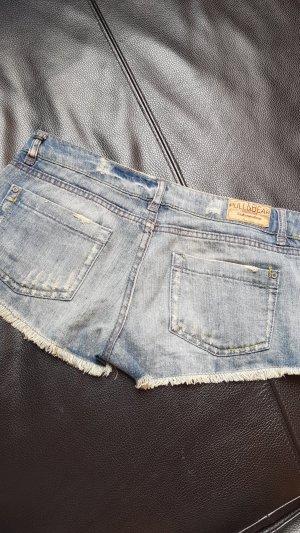 Knappe Jeans Hot Pants