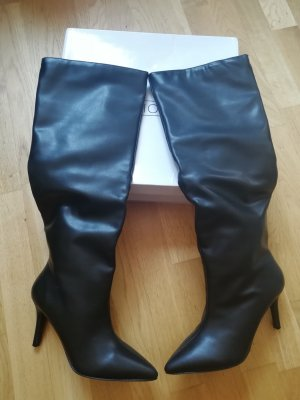 Knee High Stiletto Boots Nelly 37