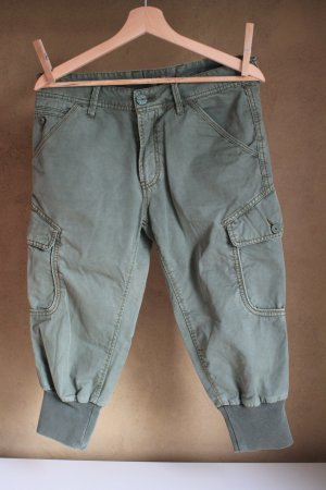 Jetlag Pantalon 3/4 kaki coton
