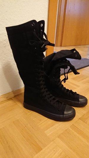 Kniehohe sneaker (Chucks )