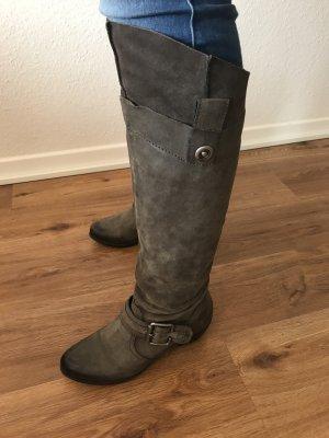 Kniehohe Stiefel Gr. 37 von Venturini