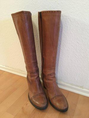 Kniehoher Stiefel Größe 40