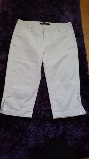 Philosophy Blues Original Pantalón capri blanco